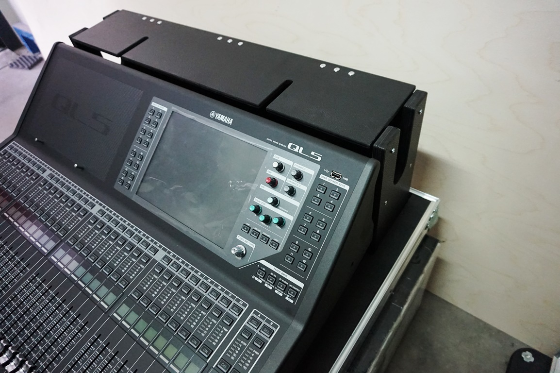 Flightcase srl yamaha ql5 for Yamaha ql 3