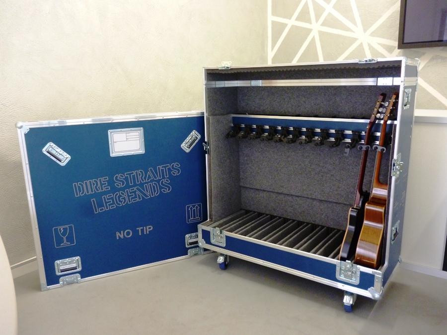 flightcase srl: chitarre -dire straits- - Armadio Per Chitarre